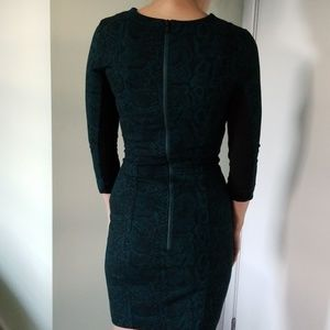 French Connection Dresses - Women mini black dress